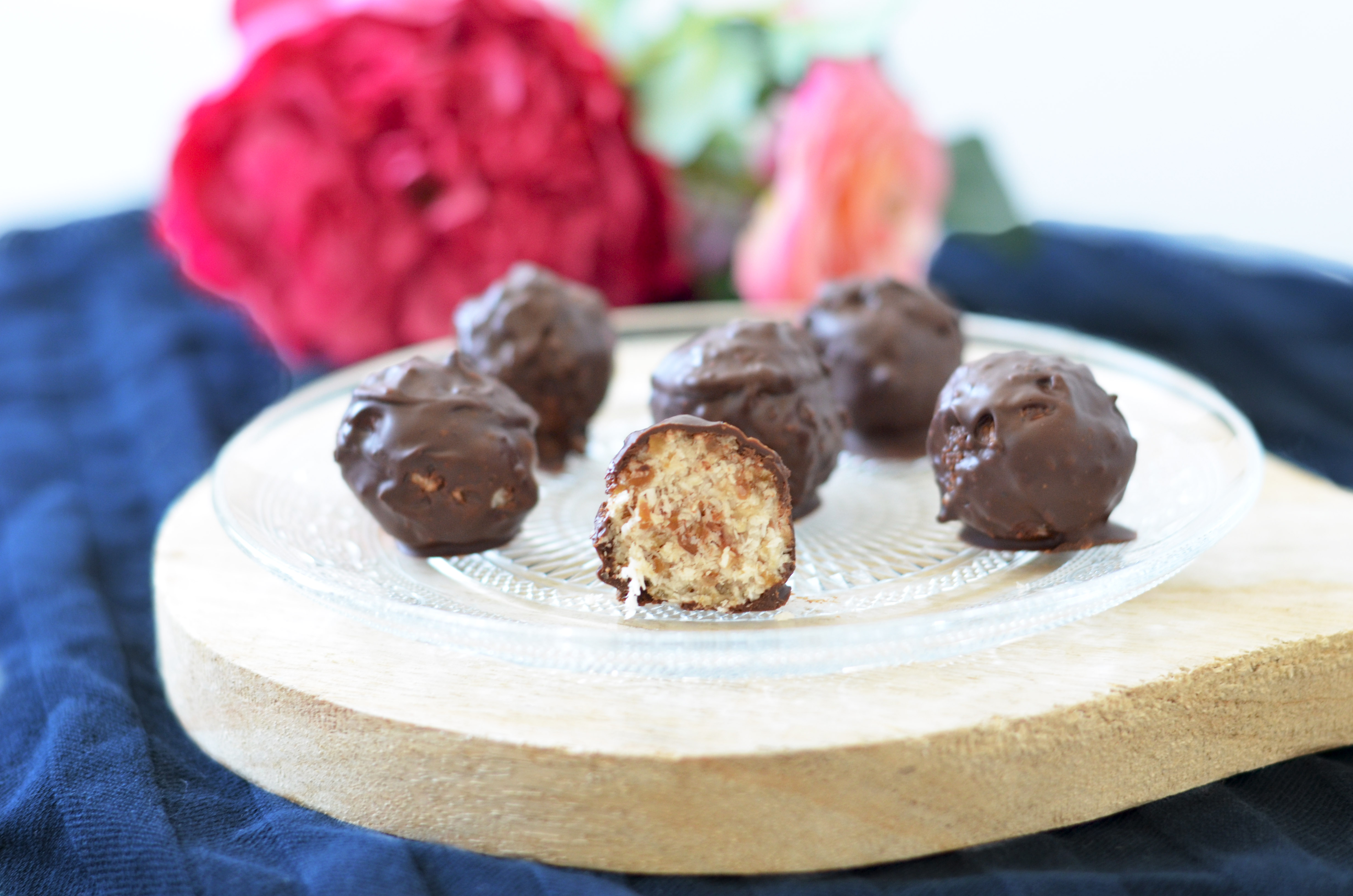 bounty bliss balls