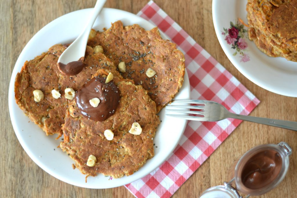 rens kroes carrot pancakes