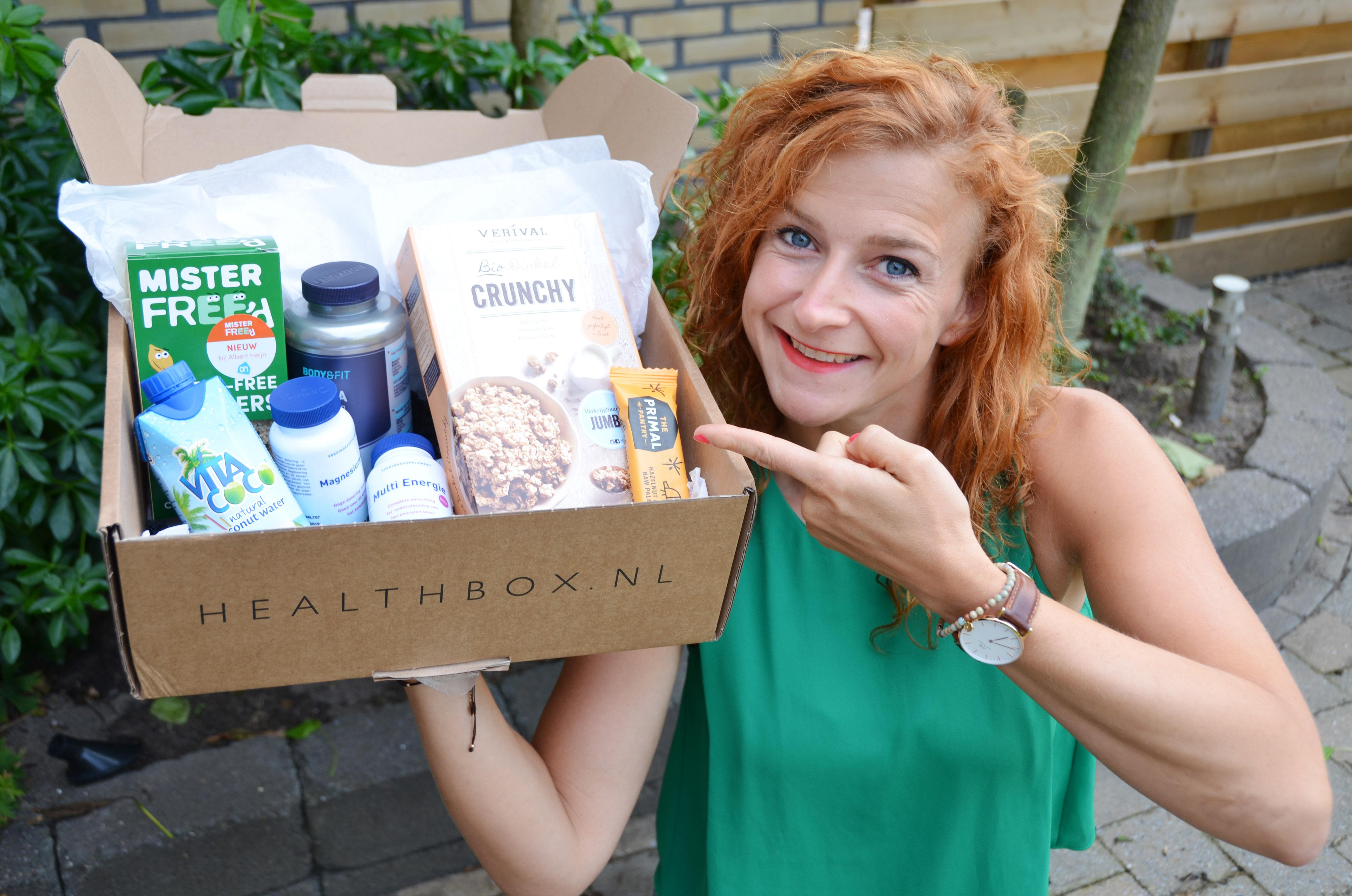 Healthbox winactie