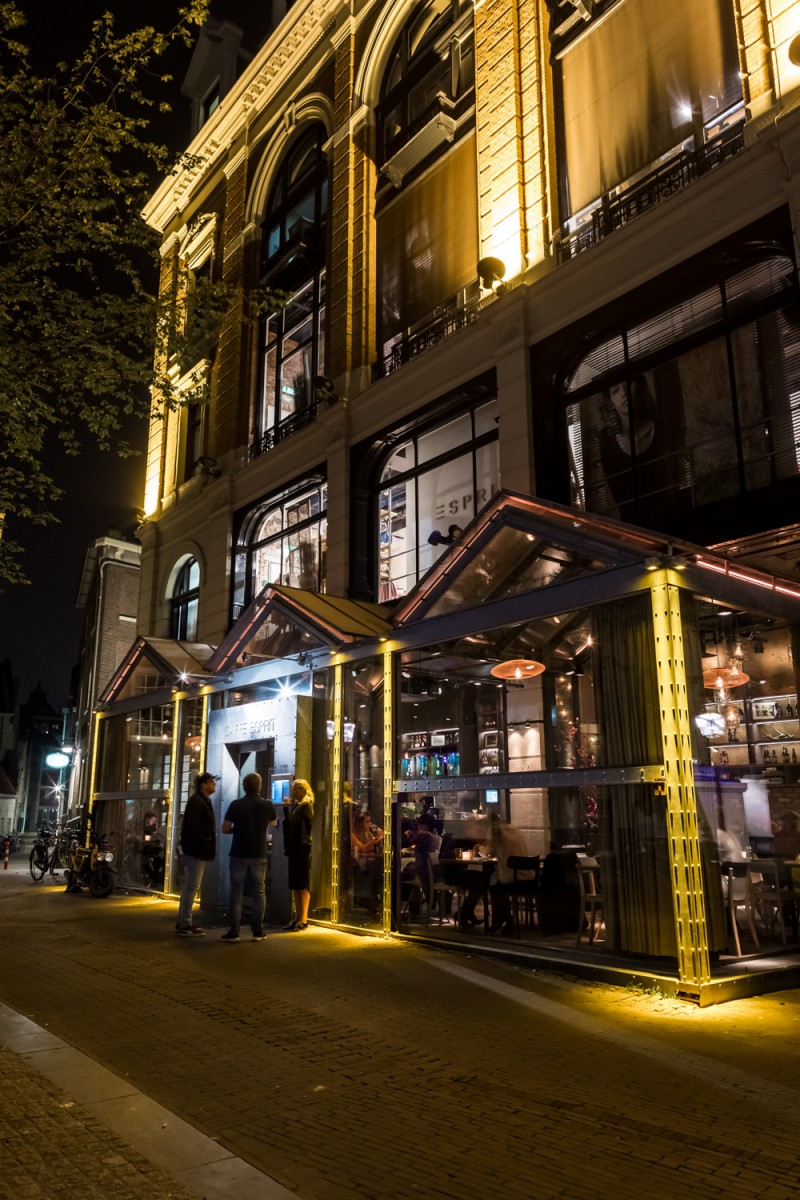 Hotspot Jackson Dubois Amsterdam Review