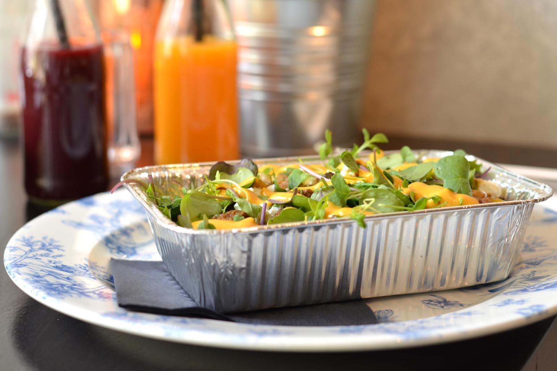 Vegan hotspot Amsterdam SNCKBR review