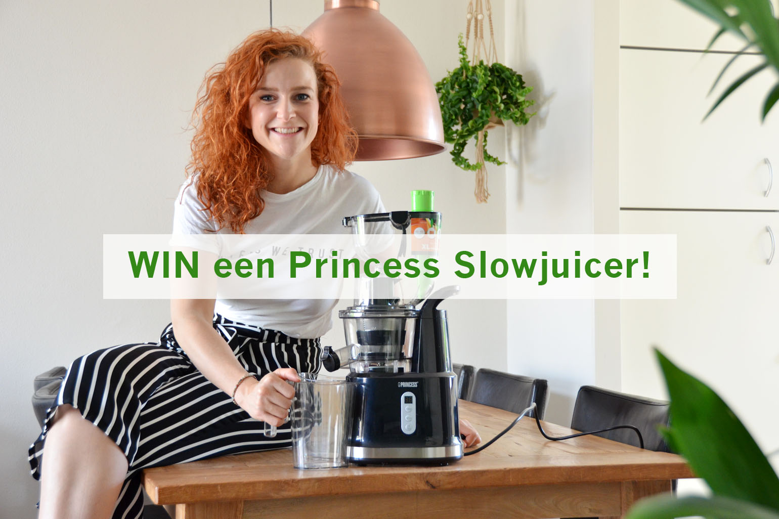 Princess Slow Juicer Reviews : Princess Slowjuicer Review & Winactie - HealthiNut