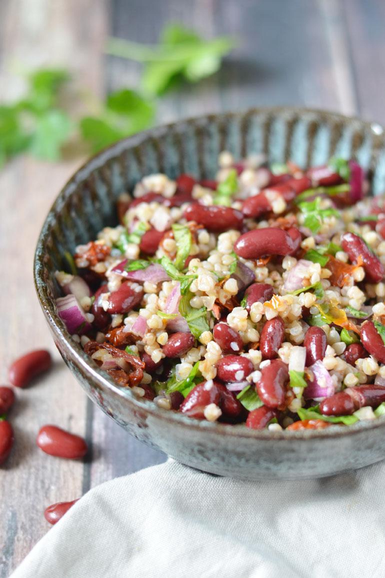 Italiaanse bonen salade