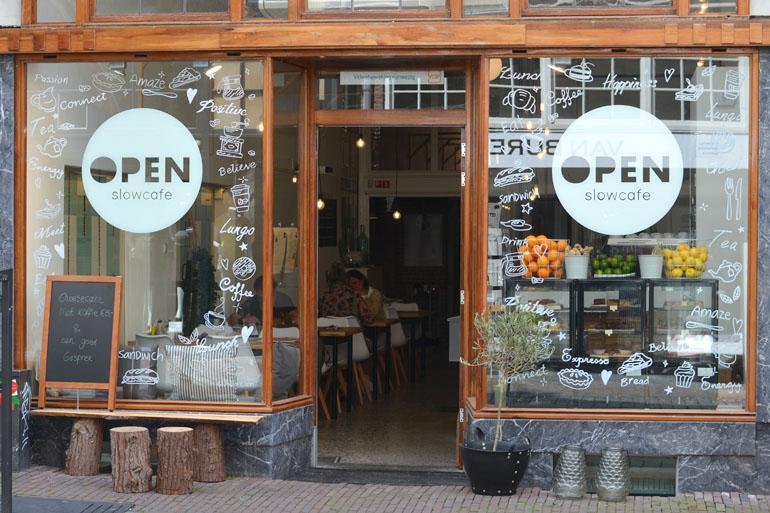 OPEN slowcafe in Nijmegen
