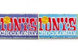 Nieuwe smaken tony's chocolonely