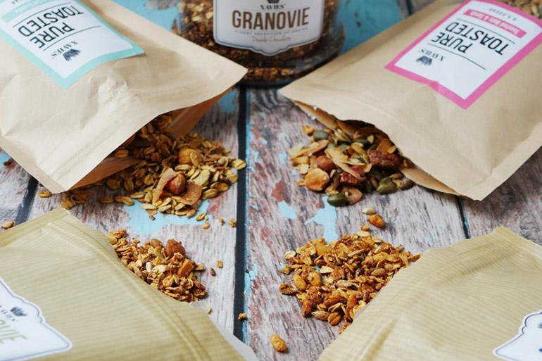 xavies' granola winactie