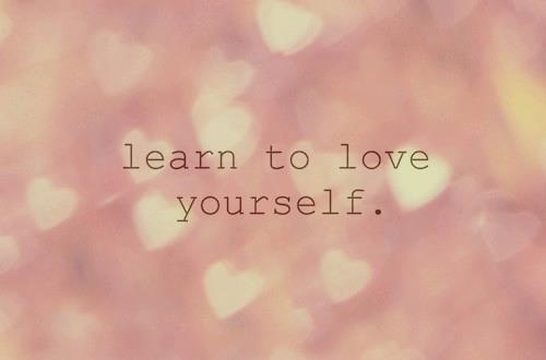 Learn_to_love_youreslf