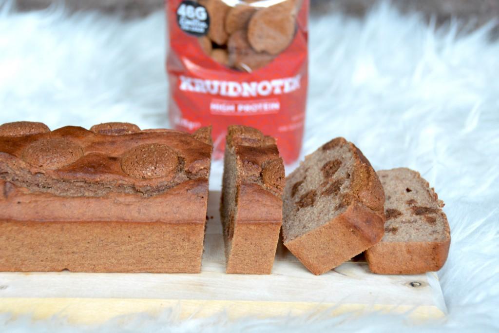High protein kruidnotencake