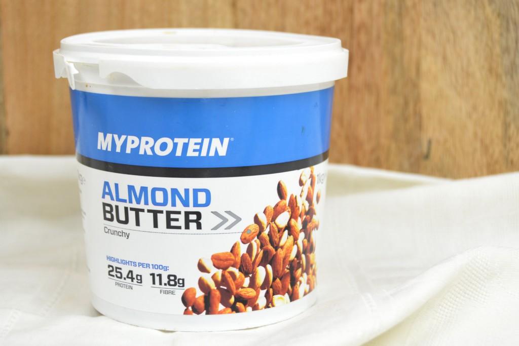 Amandelboter My Protein