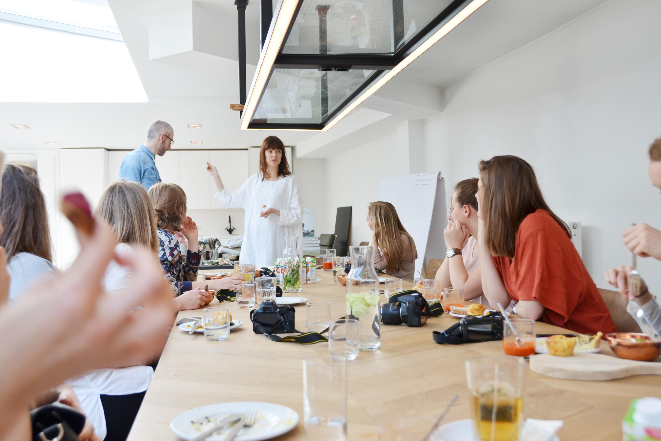 Foodstyling workshop