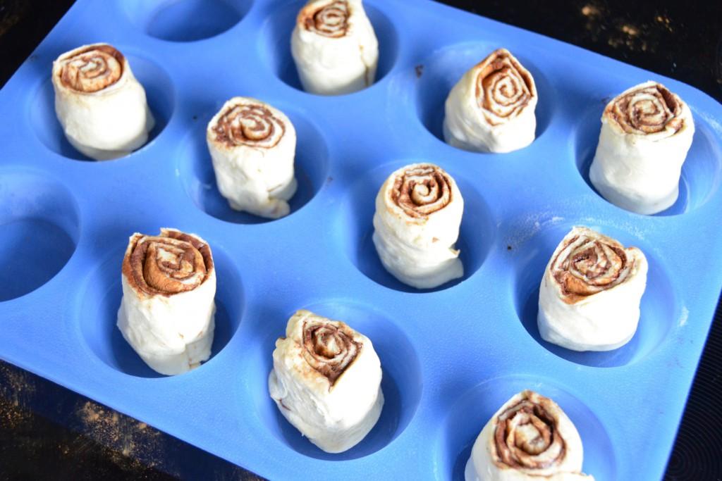 Wheytella Cinnamon Rolls