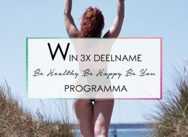 healthinut winactie programma