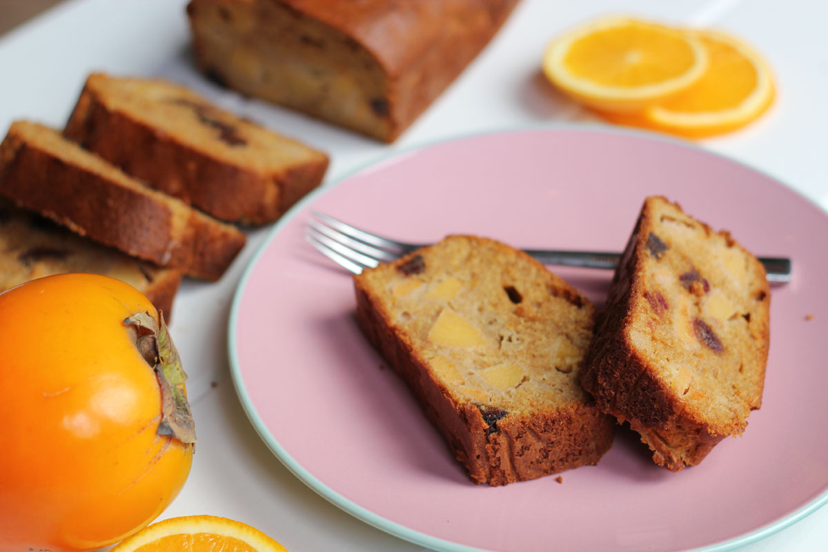 gezonde sinaasappelcake