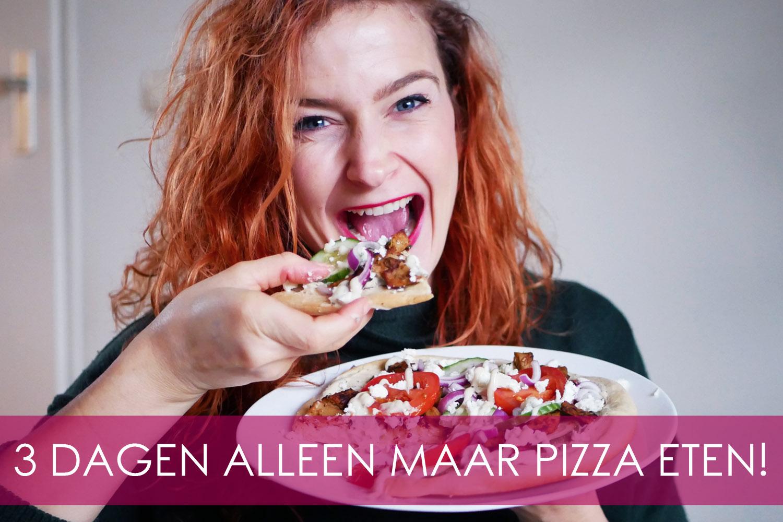 magioni pizza dieet