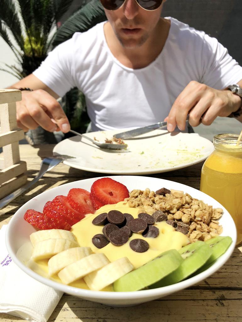 Barcelona healthy hotspots