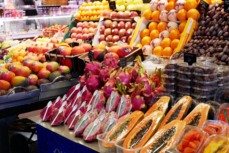 Healthy hotspots Barcelona