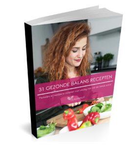 Gezonde balans recepten ebook