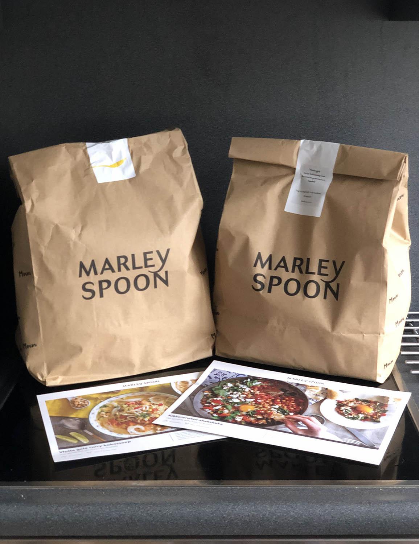 Marley spoon goede voornemens