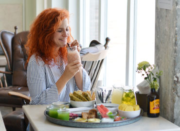Kan mindful eten helpen
