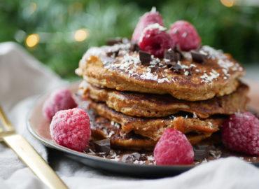 Balans recept pannenkoeken feestdagen